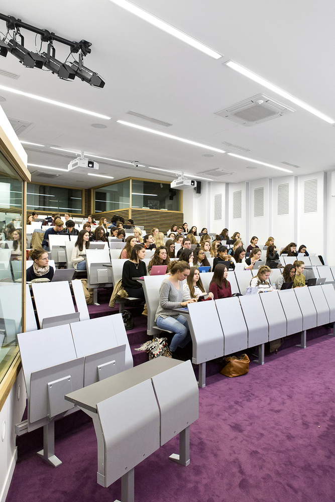 Campus ISIT-Auditorium Europe