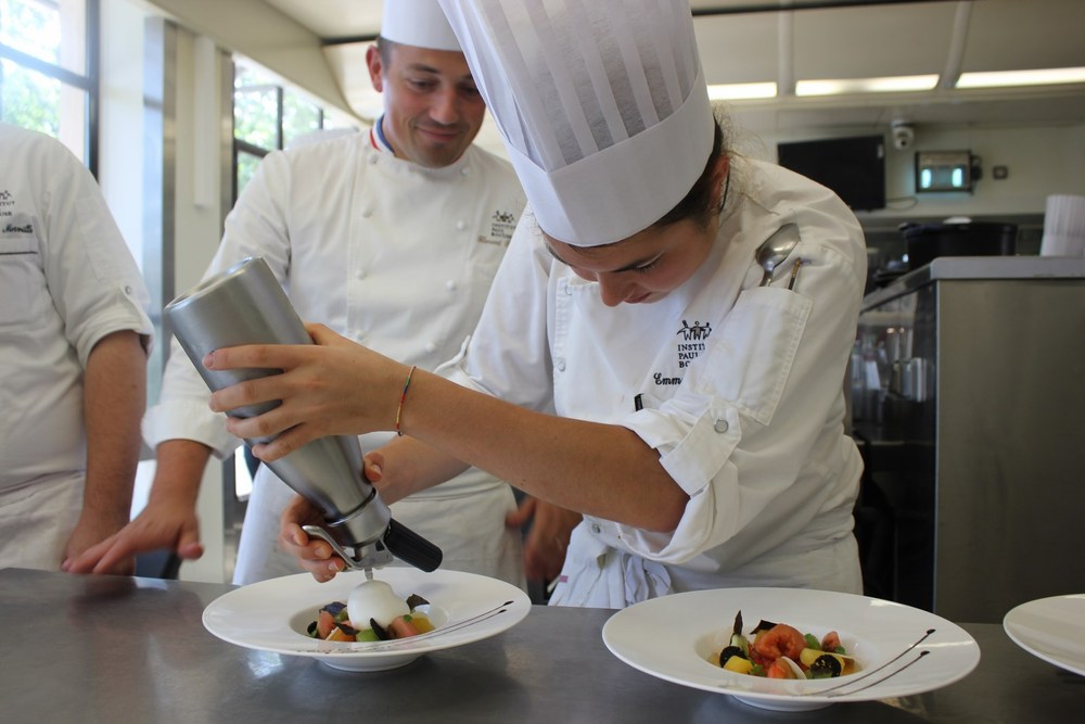 Bachelor Management International des Arts Culinaires