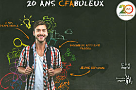 20 ans de formation par apprentissage