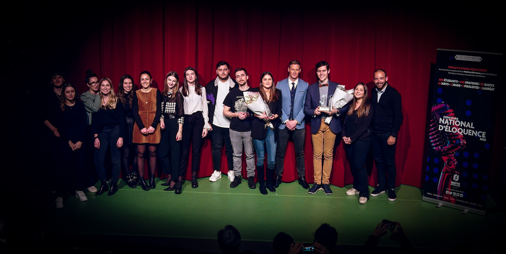 ISEFAC Bachelor - Concours National d'Éloquence
